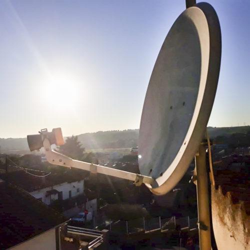 Antenes TDT i Satèl·lit